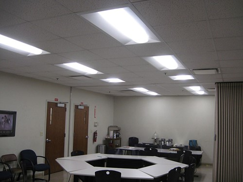 Energy Efficient Upgrades for Office Lighting