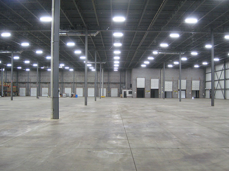 Energy Efficient Warehouse Led Lighting