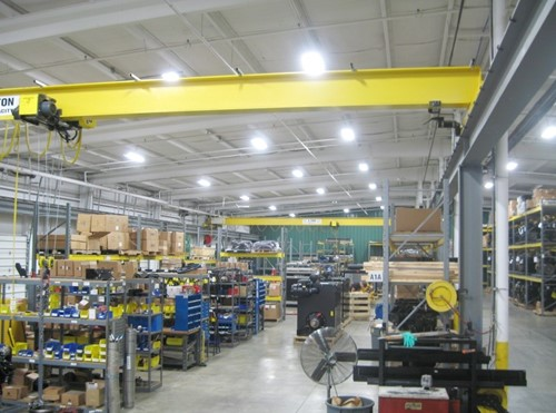Lighting Retrofit Fixtures: T5 High Bay