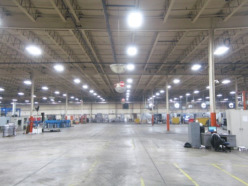 How long does it take for an LED high bay lighting retrofit to pay ...